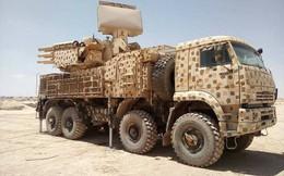 Syria bất ngờ tung Pantsir-S1 khóa vùng giáp cao nguyên Golan: Tiêu diệt máy bay Israel?