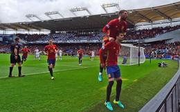 """2 cặp """"oan gia ngõ hẹp"""" Barca-Real lọt top 10 """"tường đồng vách sắt"""" ở World Cup 2018"""