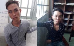 Cặp đôi thuê khách sạn trú ngụ để đi cướp giật ở Sài Gòn