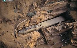 Tấm bia đá bí ẩn ở Trung Quốc: Nặng hơn 31.000 tấn, cao gần bằng tượng Nữ thần Tự Do