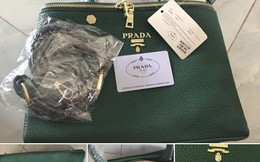Chụp ảnh túi xách được tặng lên hỏi hàng xịn hay nhái, người phụ nữ bị gạch đá túi bụi vì vô duyên