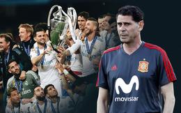 """Với Fernando Hierro, """"bò tót"""" Tây Ban Nha mang trong mình bộ gen Champions League"""