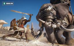 Quật ngã cả tượng binh hung hãn, vũ khí nhỏ này là nỗi ám ảnh trên chiến trường cổ đại!