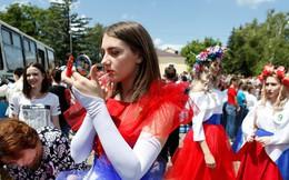 Quan chức Nga phản đối chuyện ngăn phụ nữ Nga qua lại với du khách tại World Cup 2018