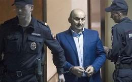 Nga bắt giam Đại tá cảnh sát vì nghi ngờ đưa hối lộ