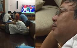 Người ông hào hứng rủ cả nhà xem World Cup, 15 phút sau bỗng im lặng khiến con cháu phải ngoái lại nhìn