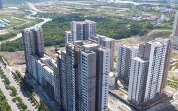 Thị trường căn hộ trung cấp và bình dân Tp.HCM sụt giảm mạnh