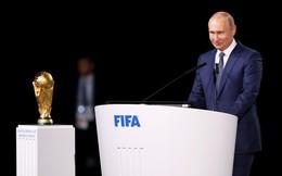 """Có gì trong bài phát biểu của tổng thống Putin khiến cả truyền hình VN và Mỹ """"việt vị""""?"""