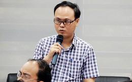 Ông Trần Văn Mẫn xin rút, chỉ còn 4 ứng viên thi tuyển 2 phó giám đốc sở