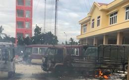 Chủ tịch huyện Tuy Phong đăng Facebook kêu gọi dân bình tĩnh