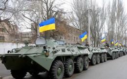 Ukraine điều quân đến biên giới Nga, Mátxcơva phản ứng gì