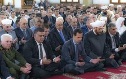 Tổng thống Syria xuất hiện bên ngoài thủ đô Damascus