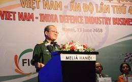 Mở ra không gian hợp tác rộng lớn trong lĩnh vực công nghiệp quốc phòng giữa Việt Nam và Ấn Độ