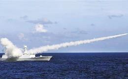 Trung Quốc diễn tập phòng không trên biển Đông