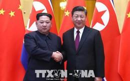 Nhà lãnh đạo Triều Tiên gửi thư chúc mừng sinh nhật Chủ tịch Trung Quốc