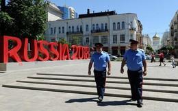 Bất ngờ lực lượng an ninh Nga tại World Cup từng chinh chiến Syria