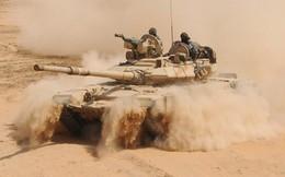 Quân đội Syria đánh chiếm 2.000 km² ở Deir Ezzor, gắng kết liễu IS trên sa mạc Homs
