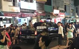 Truy bắt nhóm giang hồ chém 2 người phụ nữ trọng thương ở khu phố Tây