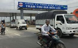 Ngày mai chính thức thu phí BOT tuyến đường tỉnh ở Long An