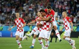 """""""Bắn hạ"""" Đại bàng xanh, Croatia gián tiếp đẩy Argentina vào thế chân tường"""