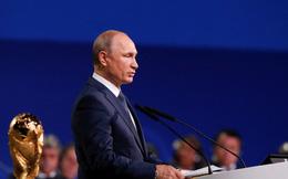 Sau ngày khai mạc rực rỡ, TT Putin không thể sát cánh cùng ĐT Nga ở cuộc tỉ thí với Ai Cập