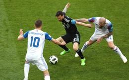 """HLV Mourinho lý giải việc Messi """"tắt ngóm"""" trước Iceland"""