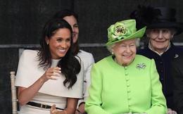 Giống như Công nương Diana, Meghan có thể gọi Nữ hoàng Anh thân mật như thế này
