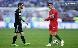 Nỗi khổ của Messi mà Ronaldo sẽ không bao giờ phải hiểu
