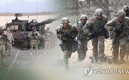 Mỹ-Hàn có thể tuyên bố dừng tập trận chung trong tuần tới