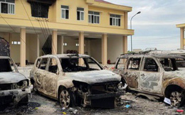 Khởi tố 8 nghi can gây rối, đập phá tài sản tại huyện Tuy Phong
