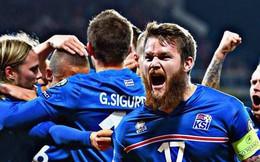 Hậu vệ là công nhân nhà máy muối, huấn luyện viên là nha sĩ và những điều ít biết về đội tuyển Iceland