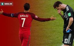 """Hai """"món quà"""" ý nghĩa khiến Messi nhẹ lòng sau nỗi buồn Iceland"""