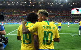 Tự ru ngủ chính mình, Brazil gây thất vọng não nề ngày ra mắt
