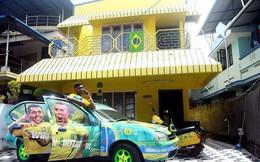 Người đàn ông mua sơn về bôi vàng kín cả nhà và xe, hàng xóm đi qua cứ tròn mắt nhìn nhưng lý do thì thú vị lắm