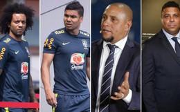 Bộ tứ Brazil ráo riết tiến hành siêu kế hoạch kéo Neymar đến Real Madrid
