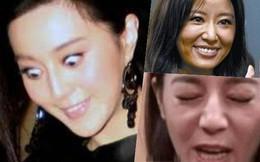 Những hình ảnh chỉ muốn quên đi mãi mãi của Phạm Băng Băng, Địch Lệ Nhiệt Ba