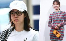 """1 năm sau scandal ngoại tình, """"Ảnh hậu TQ"""" giảm tới 15kg và sở hữu vóc dáng thon thả khó tin"""