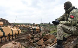 Thổ Nhĩ Kỳ đã chiếm ngoại ô Manbijah ở Syria
