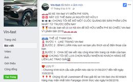 Lo người dùng bị lừa tặng xe, VinFast bất ngờ đăng thông báo lên fanpage chính thức