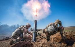 Ảnh: Binh sĩ Mỹ trong các cuộc tập trận bắn đạn thật ác liệt