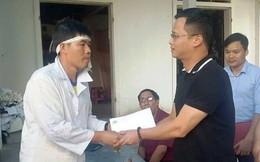 Ủy ban ATGT Quốc gia thăm gia đình nạn nhân vụ lùi xe tải