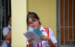 Học sinh Sài Gòn ôn bài đến sát giờ thi tuyển sinh lớp 10