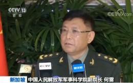 Đối thoại Shangri-La 2018: Trung Quốc 'đổi trắng thay đen', cáo buộc Mỹ quân sự hóa Biển Đông