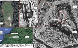 """Mỹ """"run"""" khi Nga hiện đại hóa đáng kể hầm hạt nhân Kaliningrad"""