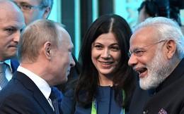"""Ấn Độ tiến thoái lưỡng nan trong cuộc đua """"lấy lòng"""" Nga"""