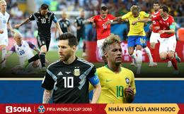 Chặn Messi, đốn Neymar bằng mọi giá, điều đó có gì là sai?!