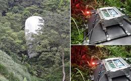 Vật thể lạ phát sáng rơi xuống rừng ở Hà Giang: Cơ quan chức năng thông tin chính thức