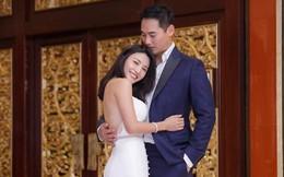 Mỹ nhân từng lụn bại sự nghiệp vì clip nóng trong WC tổ chức đám cưới giản dị bên chồng đại gia