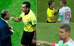 """Sau màn """"đấu khẩu"""" với HLV Iran, Ramos có nhận xét bất ngờ về Messi & Maradona"""