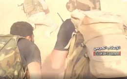 Quân đoàn Tình nguyện số 5 giải phóng khu vực sa mạc trạm bơm T-2, tỉnh Homs